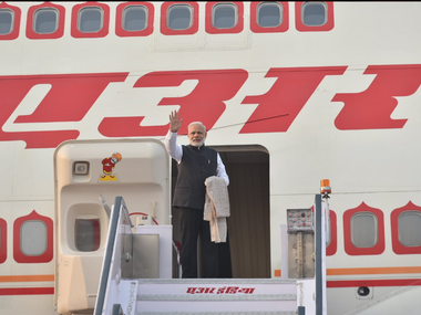 PM Modi leaving for Japan for his second bilateral visit. Twitter/ @PMO_India