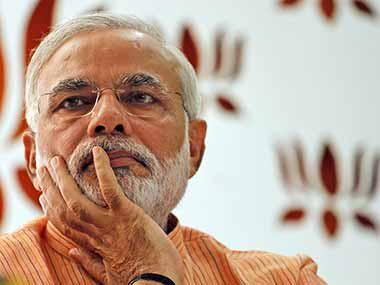 Narendra Modi. AP Photo