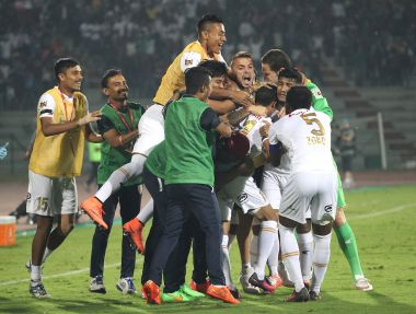 Indian Super League side, NorthEast United FC to have an academy in Shillong. ISL