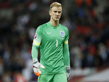 File photo of Joe Hart. Reuters