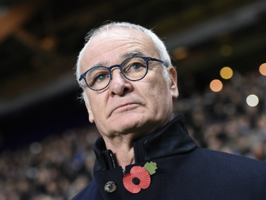 File image of Claudio Ranieri. AFP