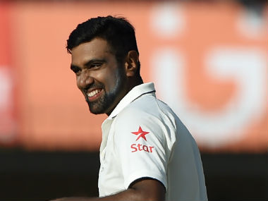 File photo of Ravichandran Ashwin. AP