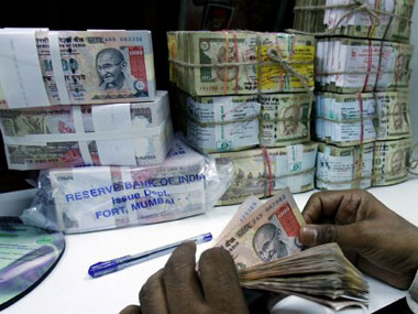 Currency notes of Rs 500 and Rs 1,000 were discontinued from 8 November. AFP file image