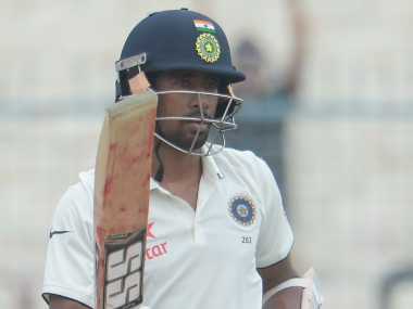 File image of Wriddhiman Saha. AFP