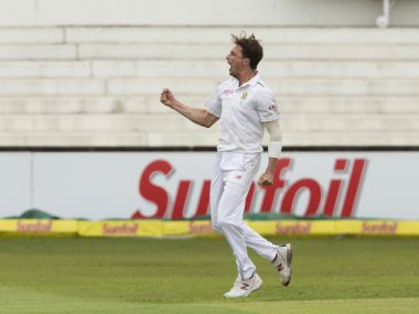 File photo of Dale Steyn. Reuters