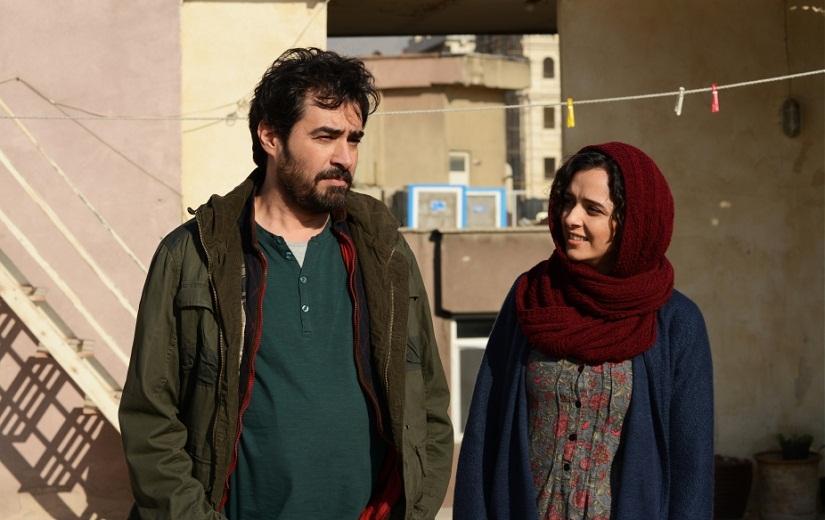Still from Asghar Farhadi's 'The Salesman' (aka 'Forushande')