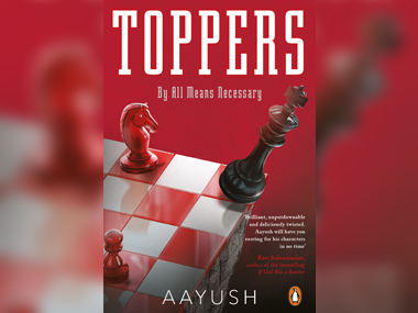 'Toppers' by Aayush, is published by Penguin