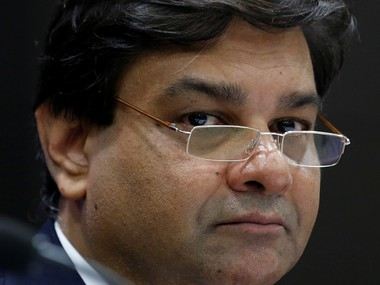RBI Governor Urjit Patel. File photo. PTI