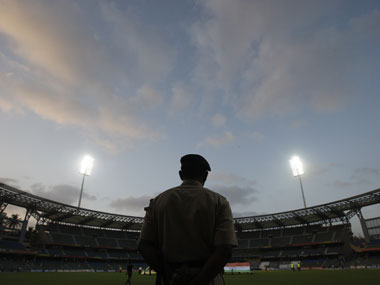 Wankhede Stadium in Mumbai. Reuters file image