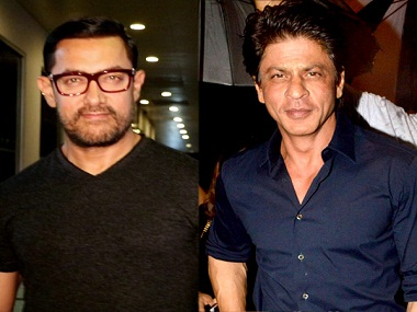 Aamir Khan and Shah Rukh Khan have dubbed the demonitisation as a far-sighted move to curb black money.