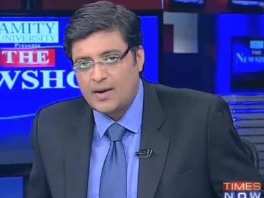 Arnab Goswami has always been a polarising figure in India.