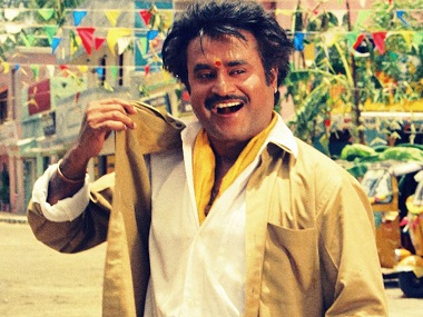 Rajinikanth in 'Baashha'