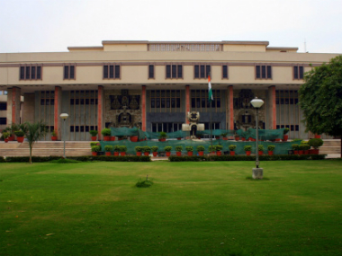 File image of Delhi High Court. Getty images