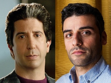 david schwimmer oscar isaac to voice new thriller podcast. Black Bedroom Furniture Sets. Home Design Ideas