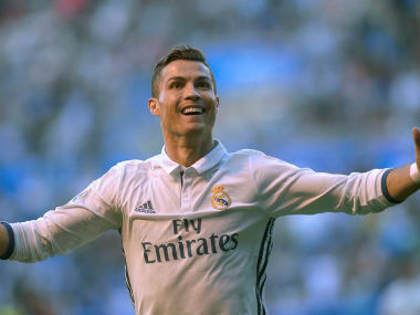 Former Real Madrid star Roberto Carlos heaped praise on Cristiano Ronaldo. Reuters