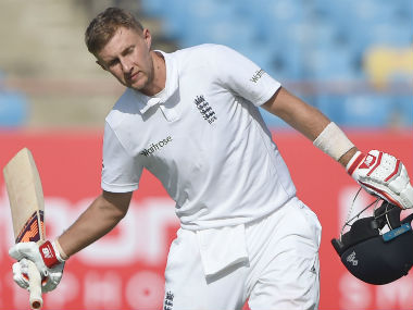 The onus of rescuing England would now rest largely on Joe Root's shoulders. AFP