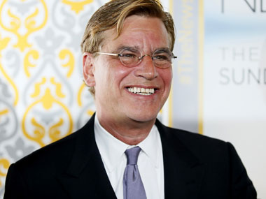 Screenwriter Aaron Sorkin. Reuters
