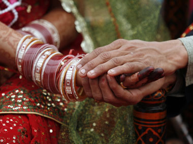 Organising weddings in under Rs 2.5 lakh will be a challenge. Representational image. Reuters