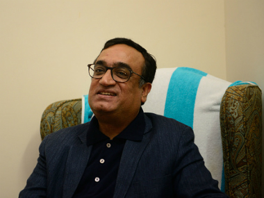 File image of Ajay Maken. Getty Images