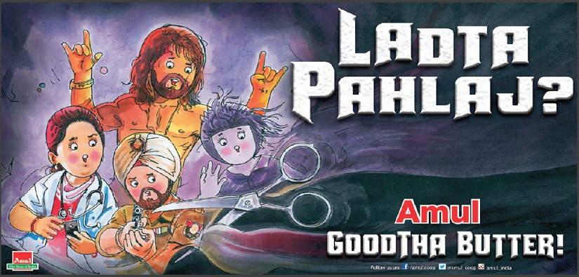 Image result for amul ads
