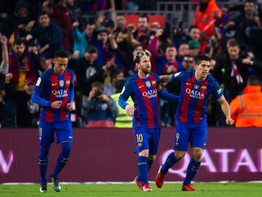 Barcelona register record revenue. Getty Images.