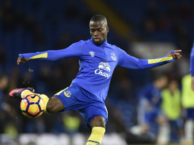 File photo of Enner Valencia. Reuters