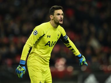 Tottenham Hostpur's goalkeeper Hugo Lloris. AFP