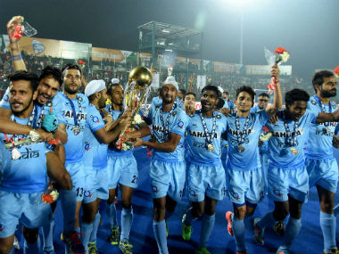 India won the Junior Hockey World Cup held in Lucknow recently. PTI