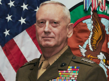 James Mattis. Wikimedia Commons