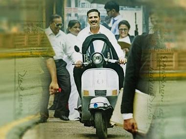 Akshay Kumar in Jolly LLB 2