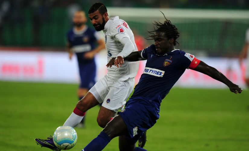 Kean Lewis was one of the most consistent Indian players in ISL 2016. AFP