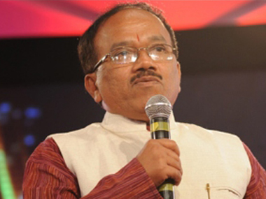 File photo of Goa Chief Minister Laxmikant Parsekar. PTI
