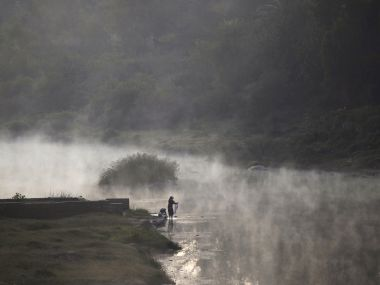 Cauvery. Representational image. Reuters