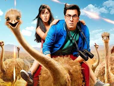 jagga jasoos new 380