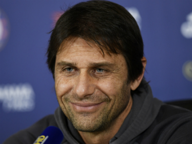 File photo of Chelsea coach Antonio Conte. Reuters