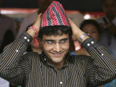 Be prepared for SC to create a new post for Ganguly: it could simply be called 'Dada'. Reuters