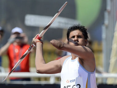 Devendra Jhajaria feels motivated after tasting success at 2016 Rio Paralymoics. Getty Images
