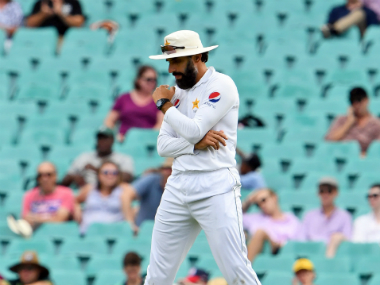 File photo of Misbah-ul-Haq. AFP