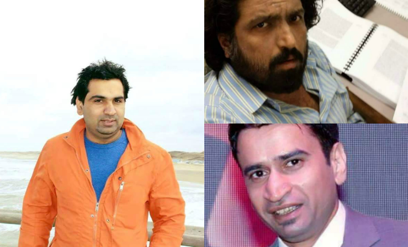 Activists missing in Pakistan are cause for concern. Image Courtesy: Facebook