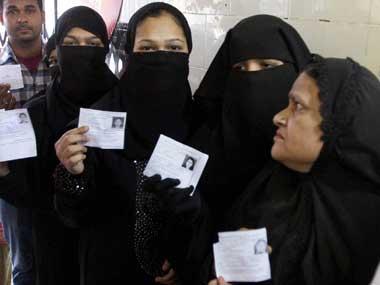 Muslim voters. PTi
