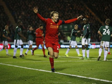 File image of Lucas Leiva. AP
