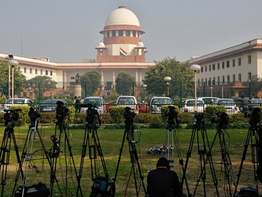 The Supreme Court has agreed to hear a plea seeking probe against Indian journalists who allegedly received payoffs to write in favour of AgustaWestland. REUTERS