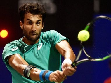 File image of Yuki Bhambri. PTI