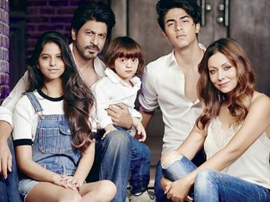 Shah Rukh Khan has said he supports daughter Suhana's decision to become an actress. Image courtesy: Instagram