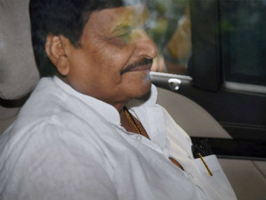 File photo of Shivpal Yadav. PTI