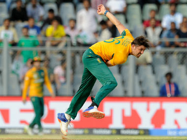 File photo of  David Wiese. Getty  Images