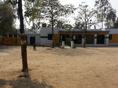 The Anganwadi school in Lucknow. Image courtesy: Ratan Mani Lal