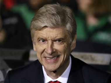 Arsenal manager Arsene Wenger finally got the smiles back on his face with his team's win over Sutton United. AP
