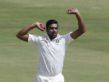 File picture of Ravichandran Ashwin. AP