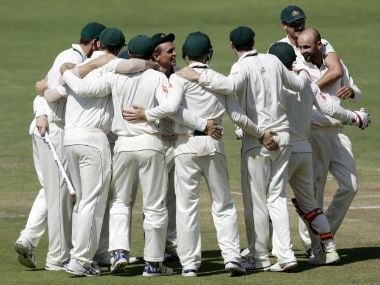 Australia outplayed India in every department in the first Test to grab the series lead. AP